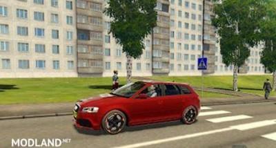 Audi RS3 SportBack [1.2.5], 1 photo